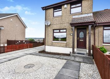 Thumbnail 3 bed semi-detached house for sale in Bridgehousehill Road, Kilmarnock