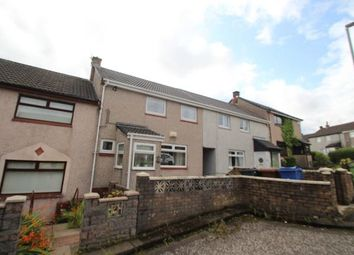 Thumbnail 2 bed terraced house for sale in Fergus Place, Greenock, Inverclyde