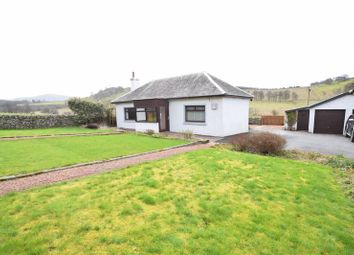 Thumbnail 2 bed detached bungalow for sale in New - Glenbow Cottage, Thankerton, Biggar