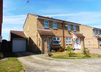 Thumbnail 3 bed semi-detached house for sale in Coulsdon Close, Clacton-On-Sea
