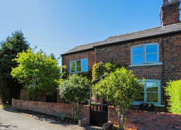 Thumbnail 3 bed cottage to rent in Pickmere Lane, Pickmere, Knutsford