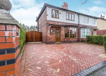 Thumbnail 3 bed semi-detached house for sale in Powis Road, Ashton-On-Ribble, Preston, Lancashire