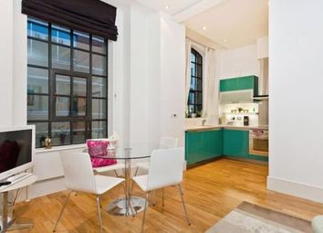 Thumbnail 1 bed flat to rent in The Ironworks, Albion Walk, London