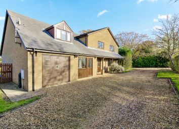 Thumbnail 5 bed detached house for sale in St. Neots Road, Abbotsley, St. Neots