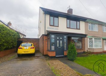 Thumbnail 3 bed semi-detached house for sale in Rockferry Close, Stockton-On-Tees