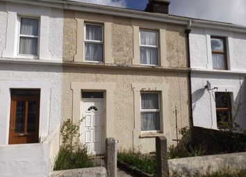Thumbnail 2 bed terraced house for sale in 17 Dolcoath Avenue, Camborne, Cornwall