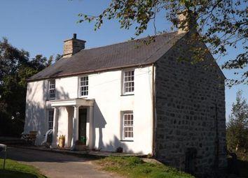 Thumbnail 3 bed detached house for sale in Rhydyclafdy, Pwllheli, Gwynedd