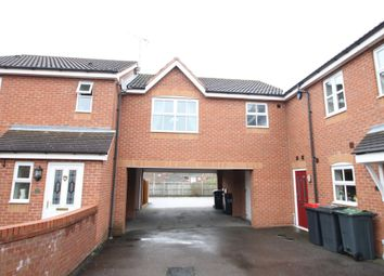 Thumbnail 1 bedroom flat for sale in Herring Road, Atherstone