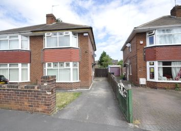 Thumbnail 2 bed semi-detached house to rent in Stenson Avenue, Sunnyhill, Derby
