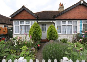 Thumbnail 3 bed semi-detached bungalow for sale in Cross Street, Ware, Hertfordshire