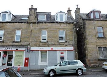 Thumbnail 2 bed flat to rent in Balmoral Place, Galashiels