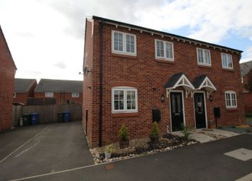 Thumbnail 3 bed semi-detached house for sale in Kempley Drive, Eastfield, Scarborough, North Yorkshire