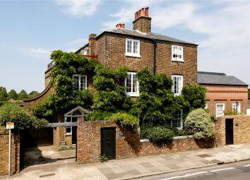 Thumbnail 4 bed semi-detached house for sale in Hampton Court Road, Hampton Court