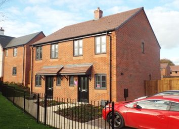 Thumbnail 2 bed property to rent in Saxon Gate, Off Eastern Avenue, Lichfield