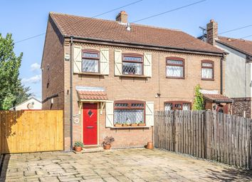 Thumbnail 2 bed semi-detached house for sale in Main Street, Gowdall, Goole