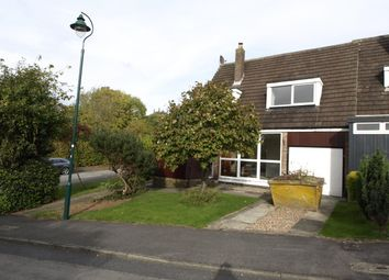 Thumbnail 3 bedroom semi-detached house to rent in St. Juliens Way, Cawthorne, Barnsley
