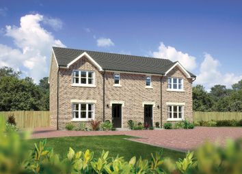 Thumbnail 3 bed semi-detached house for sale in Caplewood, Hunters Meadow, Auchterarder