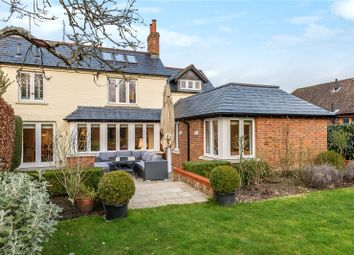 Thumbnail 3 bed semi-detached house for sale in Church Lane, Cliddesden, Basingstoke, Hampshire