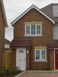 Thumbnail 2 bed end terrace house to rent in Nightingale Place, Hastings