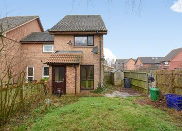 Thumbnail 1 bed end terrace house for sale in Ryeland Close, West Drayton