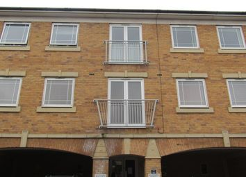 Thumbnail 2 bed flat to rent in New Stairs, Chatham