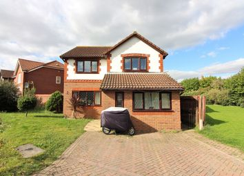 Thumbnail 4 bed detached house for sale in Hollingworth Close, West Molesey