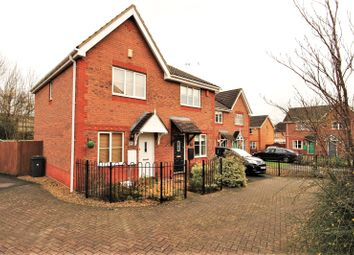 Thumbnail 2 bedroom semi-detached house to rent in Westons Brake, Emersons Green, Bristol, Gloucestershire