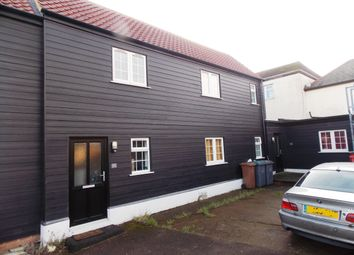 Thumbnail 2 bed end terrace house to rent in Church Lane, Felixstowe