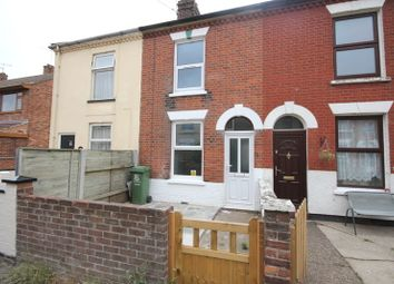Thumbnail 3 bed terraced house to rent in Elsie Road, Great Yarmouth