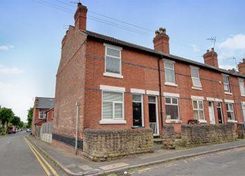 Thumbnail 3 bed end terrace house for sale in Duke Street, Arnold, Nottingham