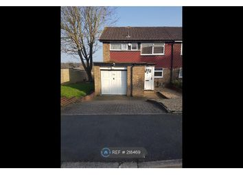 Thumbnail 3 bed end terrace house to rent in Ryarsh Cresent, Orpington