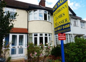 Thumbnail 3 bed terraced house for sale in Essex Avenue, Isleworth, Middlesex