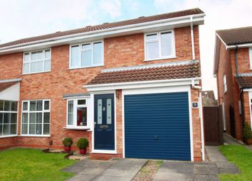 3 bed semi-detached house for sale in David Close, Stoke Grange, Aylesbury HP21