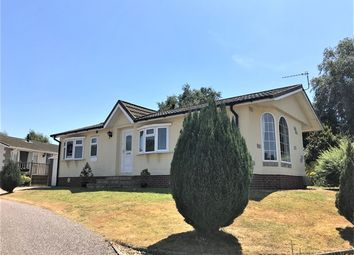 Thumbnail 2 bed mobile/park home for sale in Whimple, Exeter