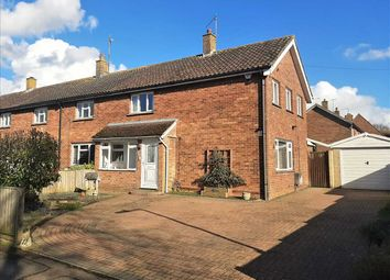 Thumbnail 3 bed end terrace house for sale in Little Chequers, Wye, Ashford, Kent