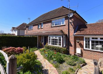 Thumbnail 3 bed semi-detached house for sale in Broomers Lane, Ewhurst, Cranleigh