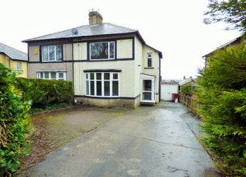 Thumbnail 2 bed semi-detached house for sale in Casterton Avenue, Burnley