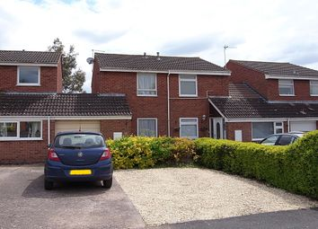 Thumbnail 2 bed semi-detached house for sale in Blenheim Drive, Ledbury