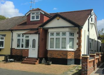 Thumbnail 4 bed semi-detached house to rent in St Georges Avenue, Hornchurch