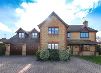 Thumbnail 5 bed detached house for sale in Bluebell Drive, Cheshunt, Waltham Cross, Hertfordshire