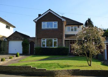 Thumbnail 3 bed detached house for sale in Rosehill, Claygate, Esher