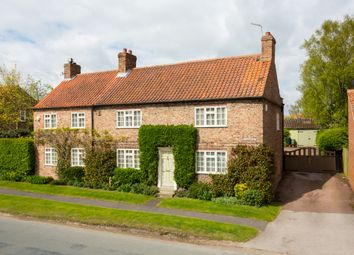 Thumbnail 5 bedroom detached house for sale in Main Street, Sutton-On-The-Forest, York