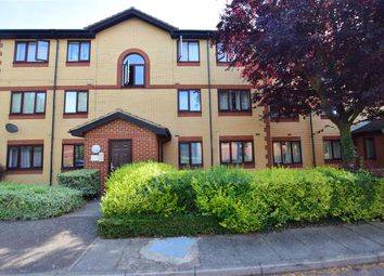 Thumbnail 1 bed flat for sale in Churchill Close, Dartford, Kent
