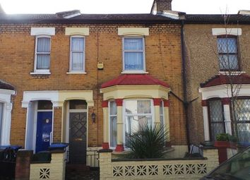 Thumbnail 3 bed terraced house for sale in Denny Road, Edmonton