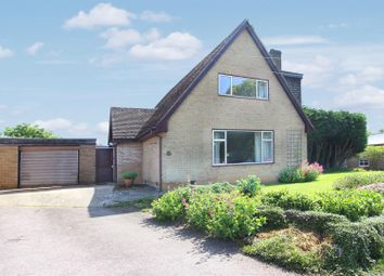 Thumbnail 4 bed detached house for sale in Southfields Drive, Crick, Northampton