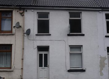 Thumbnail 3 bed terraced house to rent in Station Terrace, Merthyr Vale, Merthyr Tydfil