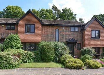 Thumbnail 3 bed terraced house for sale in Thorne Close, Crowthorne, Berkshire