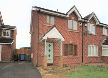 Thumbnail 3 bed semi-detached house to rent in Summerfields, Coppull