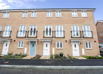 Thumbnail 3 bed town house for sale in Buttercup Ave, Minster On Sea, Kent