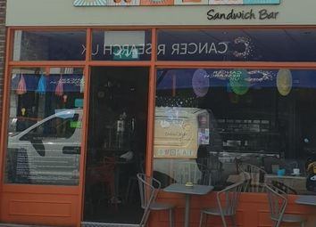 Thumbnail Restaurant/cafe to let in Western Road, Bexhill On Sea